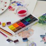 Malowanie farbami akwarelowymi